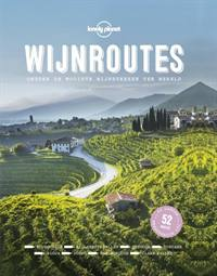 WIJNROUTES (LONELY PLANET)