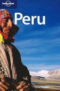 PERU, LONELY PLANET